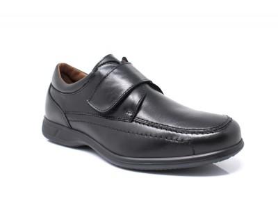 Zapatos mocas/ín Ante Piel para Hombre BAERCHI 2302