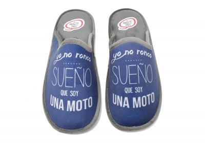 Zapatillas de casa hombre -...