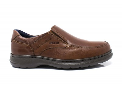 MOCASIN - NOTTON 3636 MARRON
